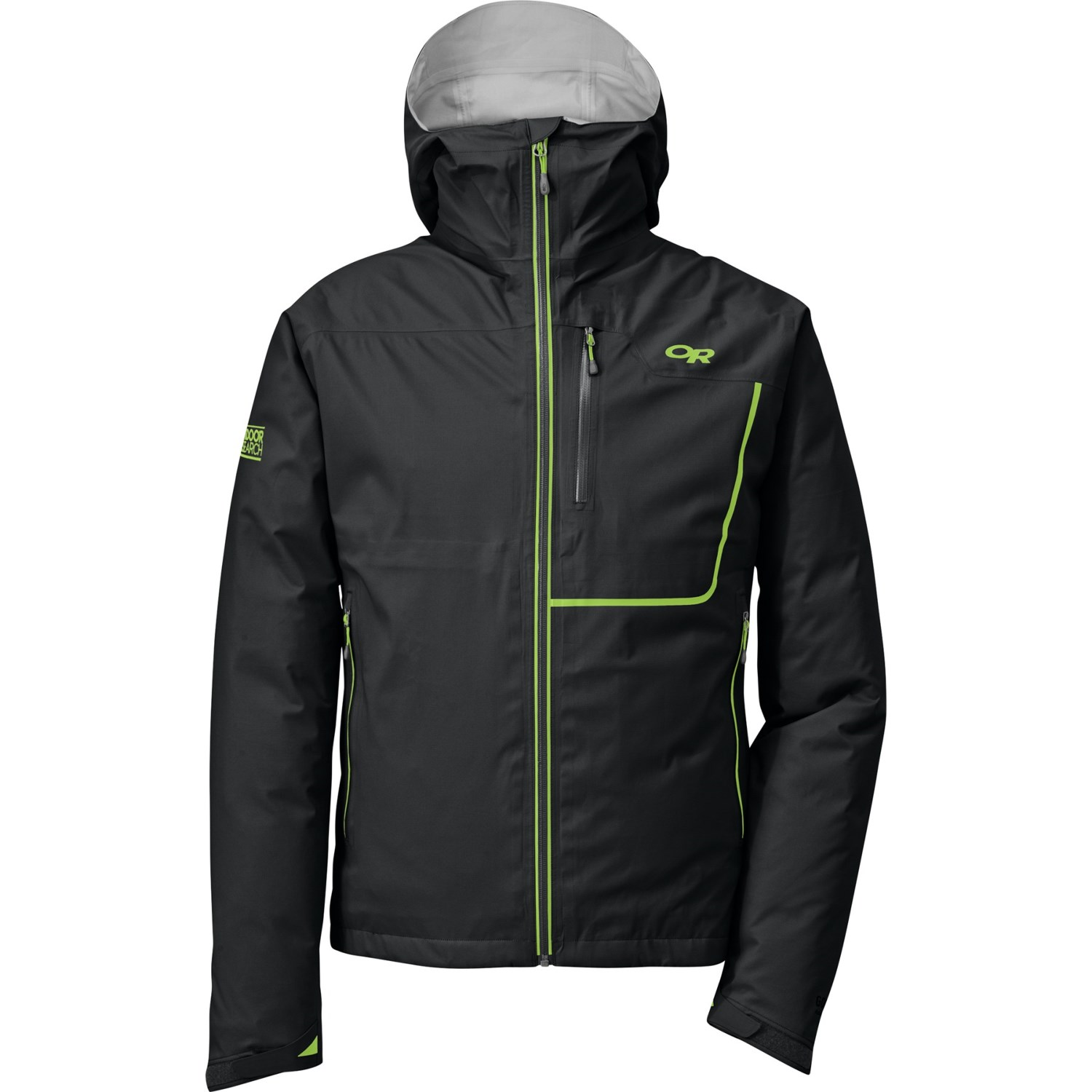 Outdoor Research Axiom Gore Tex 174 Soft Shell Jacket For