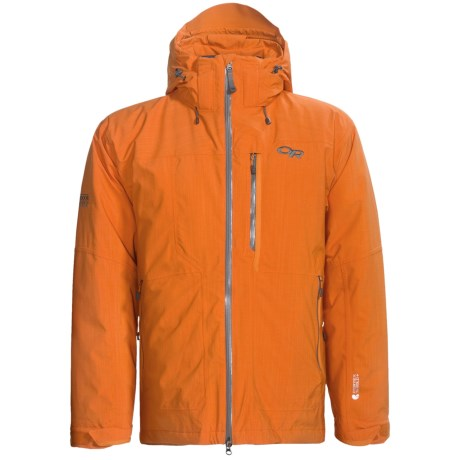 Outdoor Research Stormbound Down Jacket - Waterproof, 650 Fill Power, RECCO® (For Men)