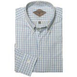 Bills Khakis Summer Check Shirt - Long Sleeve (For Men)