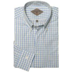 Bills Khakis Summer Check Shirt - Long Sleeve (For Men)