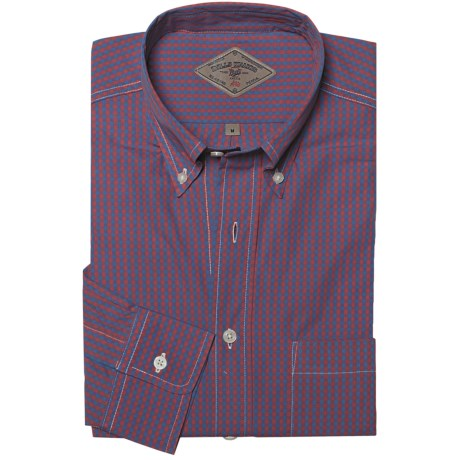 Bills Khakis Preston Check Shirt - Long Sleeve (For Men)