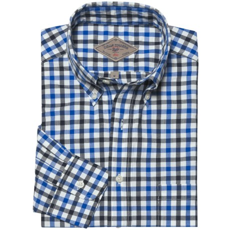 Bills Khakis Penn Check Shirt - Long Sleeve (For Men)
