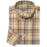 Bills Khakis Patterson Plaid Shirt - Long Sleeve (For Men)