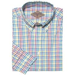 Bills Khakis Kiawah Cloth Sport Shirt - Long Sleeve (For Men)