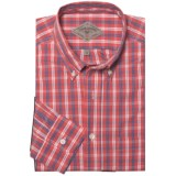Bills Khakis Atlantic Plaid Shirt - Long Sleeve (For Men)