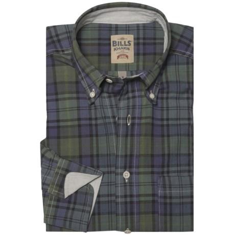 Bills Khakis Ancient Madras Shirt - Long Sleeve (For Men)