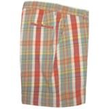 Bills Khakis Retro Plaid Parker Shorts (For Men)
