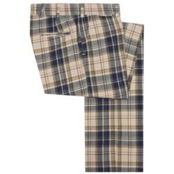 Bills Khakis M2 Retro Plaid Pants - Cotton (For Men)