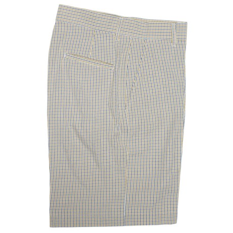 Bills Khakis Parker Micro-Check Shorts - Cotton Seersucker (For Men)