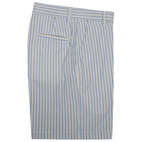 Bills Khakis Fancy Parker Shorts - Seersucker (For Men)