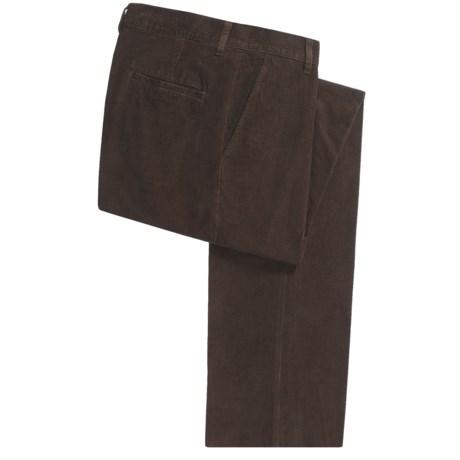 Bills Khakis Parker Corduroy Pants - Standard Fit (For Men)