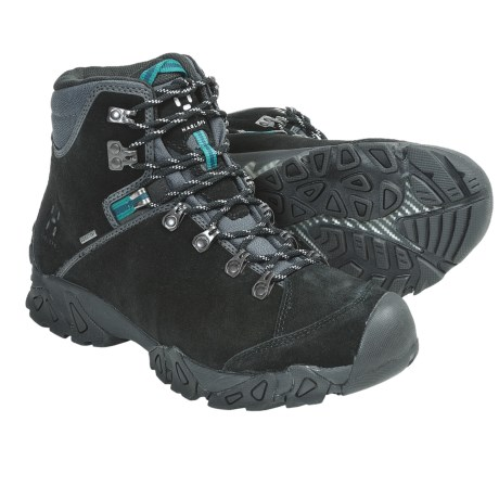 Haglofs Stroll Gore-Tex® Hiking Boots - Waterproof, Suede (For Women)