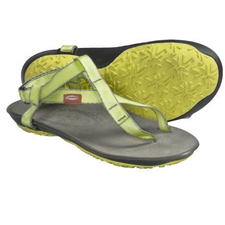 Lizard Nes Sandals (For Women)