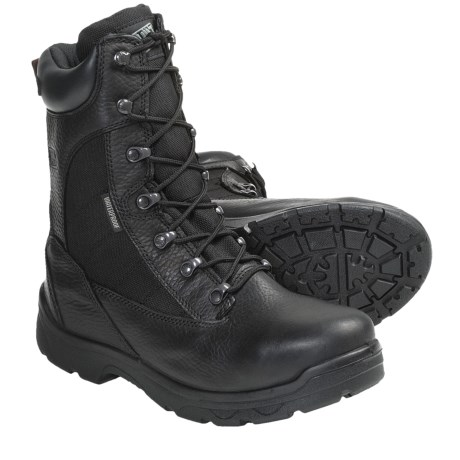 "Built by Georgia Boot Gauge Boots - Waterproof, Insulated, Steel Toe, 8"" (For Men)"