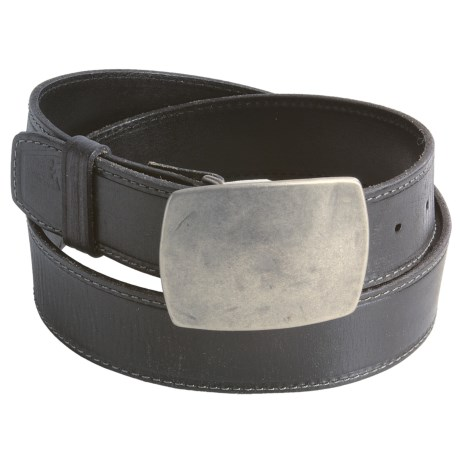 A. Kurtz Ellis Leather Belt (For Men)