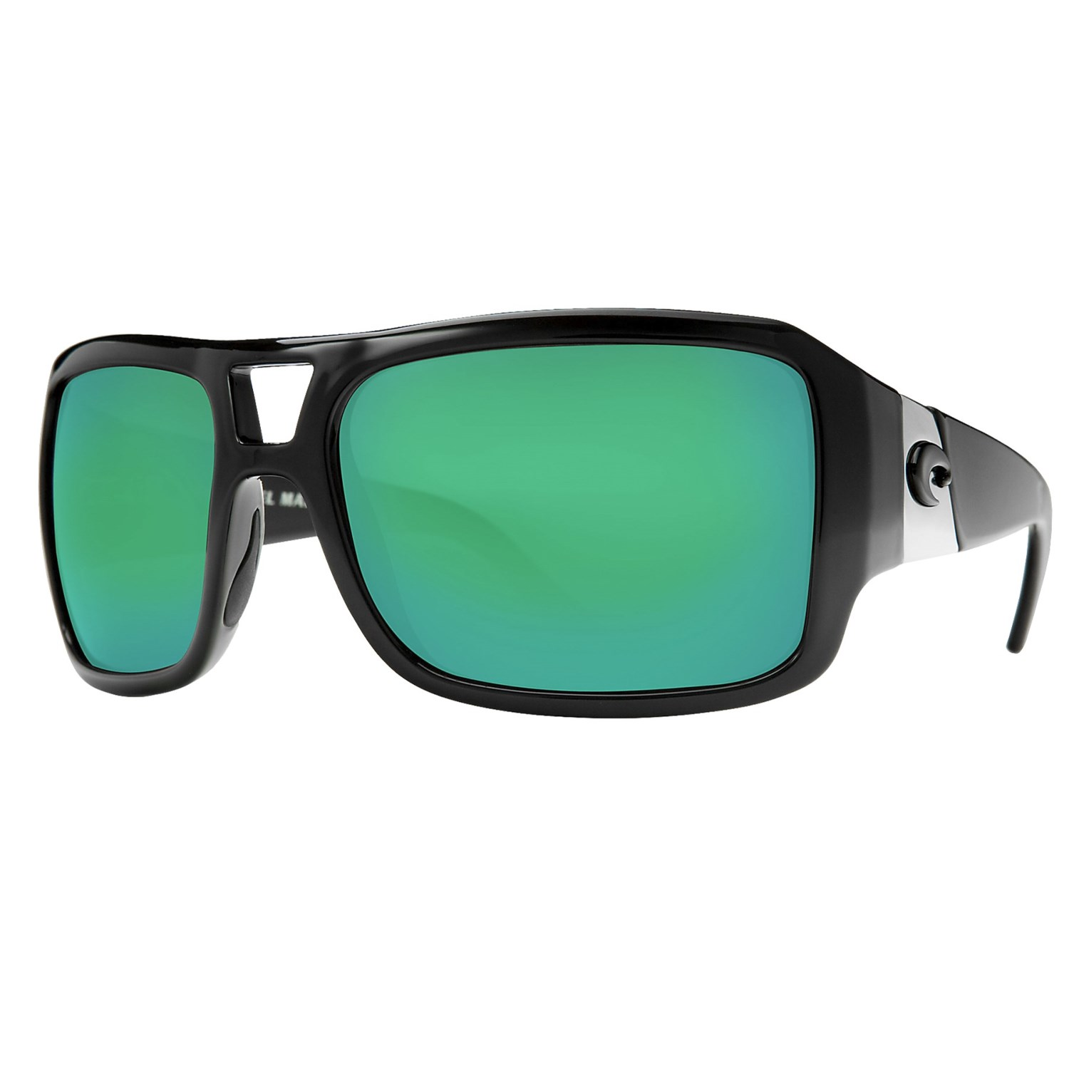 d5441b5f58a Costa Del Mar Men s Luke 400g Polarized Sunglasses - Bitterroot ...
