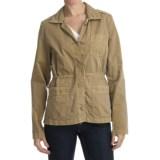 Lightweight Ripstop Cotton Jacket (For Women)