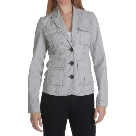 Ripstop Field Jacket (For Women)