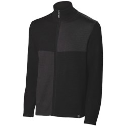 Neve Cole Cardigan Sweater - Full Zip (For Men)