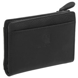 Carhartt Leather Mini Wallet (For Women)