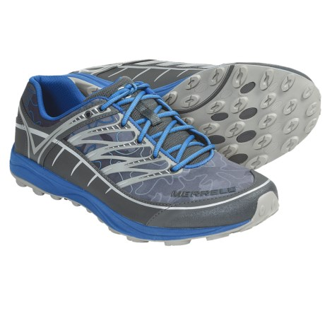 Merrell Mix Master Aeroblock Running Shoes - Minimalist (For Men)
