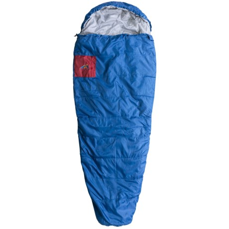Texsport 30° Cedar Pass Sleeping Bag - Synthetic, Mummy