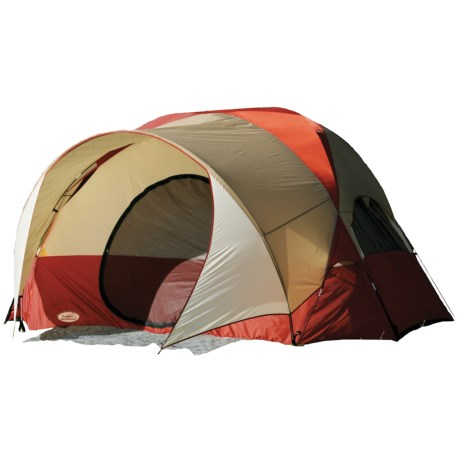 Texsport Boulder Creek Tent - 6-Person, 3-Season