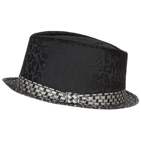 Robert Graham Dandelion Fedora Hat - Silk (For Men)