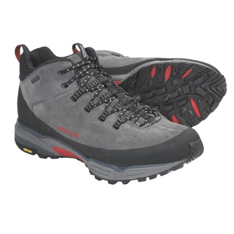 Patagonia Scree Shield Mid Hiking Boots - Waterproof, Suede (For Men)