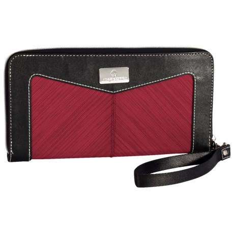 Eagle Creek Marian Zip-Around Travel Wallet (For Women)
