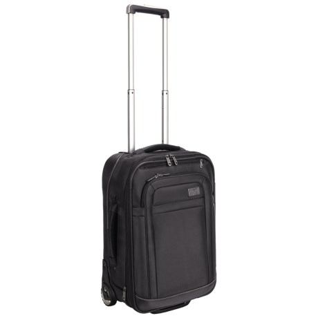"Eagle Creek Ease 2-Wheeled Upright Suitcase - 22"", Carry-On"