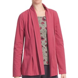 Stonewear Designs Camille Cardigan Sweater - Organic Cotton (For Women)