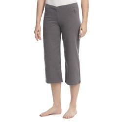Stonewear Designs Stonewear Crop Pants - Organic Cotton (For Women)