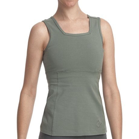 Stonewear Designs Electra Tank Top - Built-In Shelf Bra (For Women)