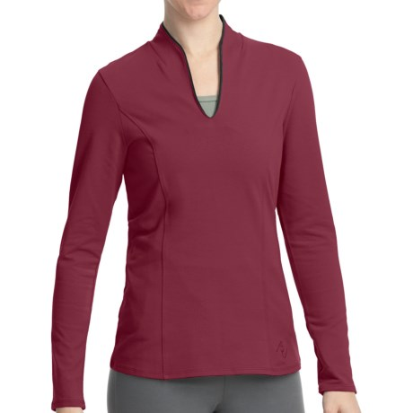 Stonewear Designs Echo Shirt - Organic Cotton, Long Sleeve (For Women)