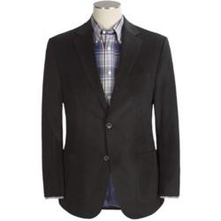 Jack Victor Herringbone Stripe Sport Coat - Velvet (For Men)