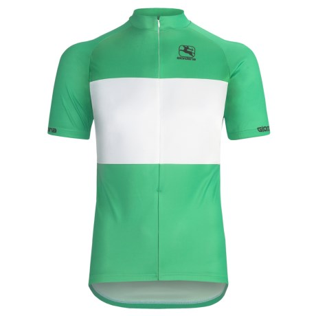 Giordana Sprinter Pro Cycling Jersey - Short Sleeve (For Men)