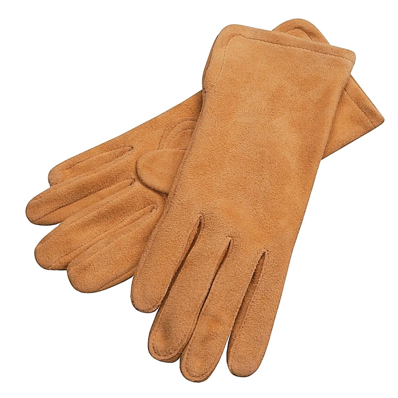 Conroy deerskin garden gloves for women 55896 save 60 for Gardening gloves ladies