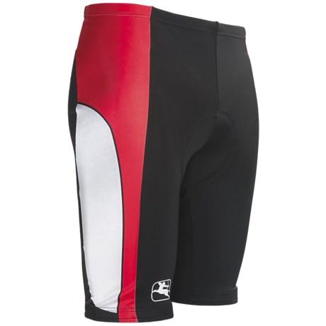 Giordana Semi-Custom Cycling Shorts - UPF 50+ (For Men)