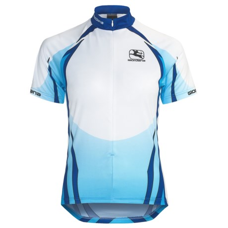 Giordana Semi-Custom GI-SC30 Cycling Jersey - Short Sleeve (For Women)