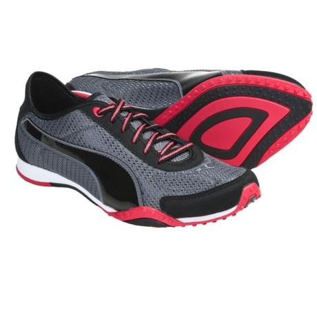 Puma Asha Mesh Sneakers (For Women)