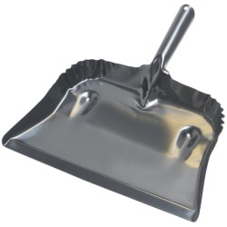 Jacob Bromwell Queen City Dust Pan - Steel
