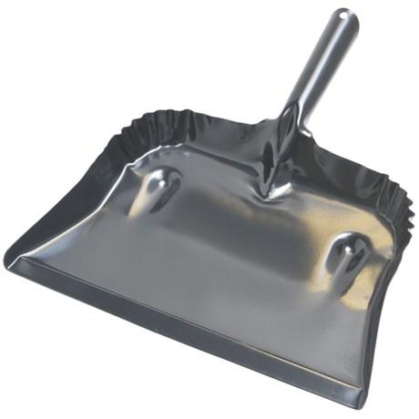 Jacob Bromwell Queen City Dust Pan - Steel