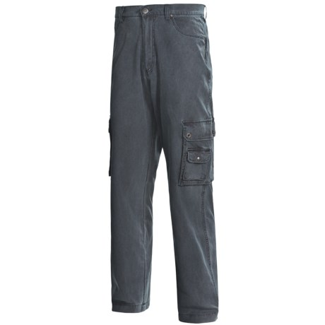 Kakadu Gunn-Worn Cargo Pants - 8 oz. Cotton Canvas (For Men)