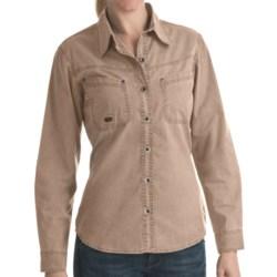 Kakadu Clovelly Shirt - Long Sleeve (For Women)