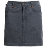 Kakadu Ashbury Skirt - 8 oz. Gunn-Worn Canvas (For Women)