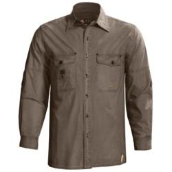 Kakadu Concord Shirt - Long Roll-Up Sleeve (For Men)