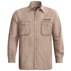 Kakadu Logan Shirt - Long Sleeve (For Men)