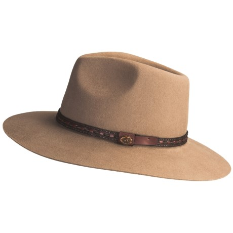 Kakadu Taree Hat - Wool Felt (For Men and Women)