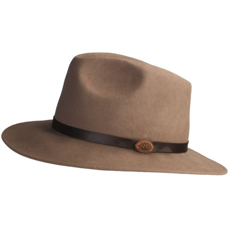 Kakadu Clancy Hat - Wool Felt (For Men and Women)